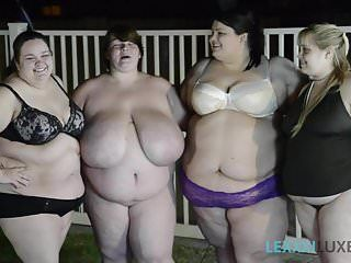 4 ssbbws receive jointly for lesbo sex