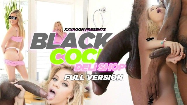 Afro penis deli shop bbc pmv compilation porn music clip afro 10-pounder cafe three