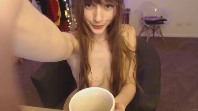 Missalice_94 doggy cumshow clip with bootyhole