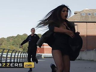 Polly pons danny d - gangbanged behind bars - brazzers