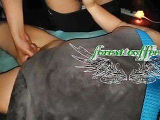 Wifes 1st erotic massage